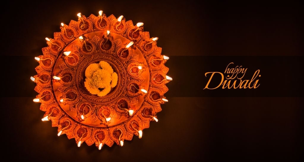 Happy diwali of 2020