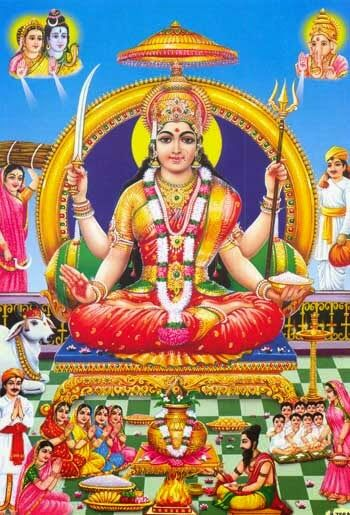 666+ Images of Santoshi Ma   Download & Share   Wallpaper   Whatsapp