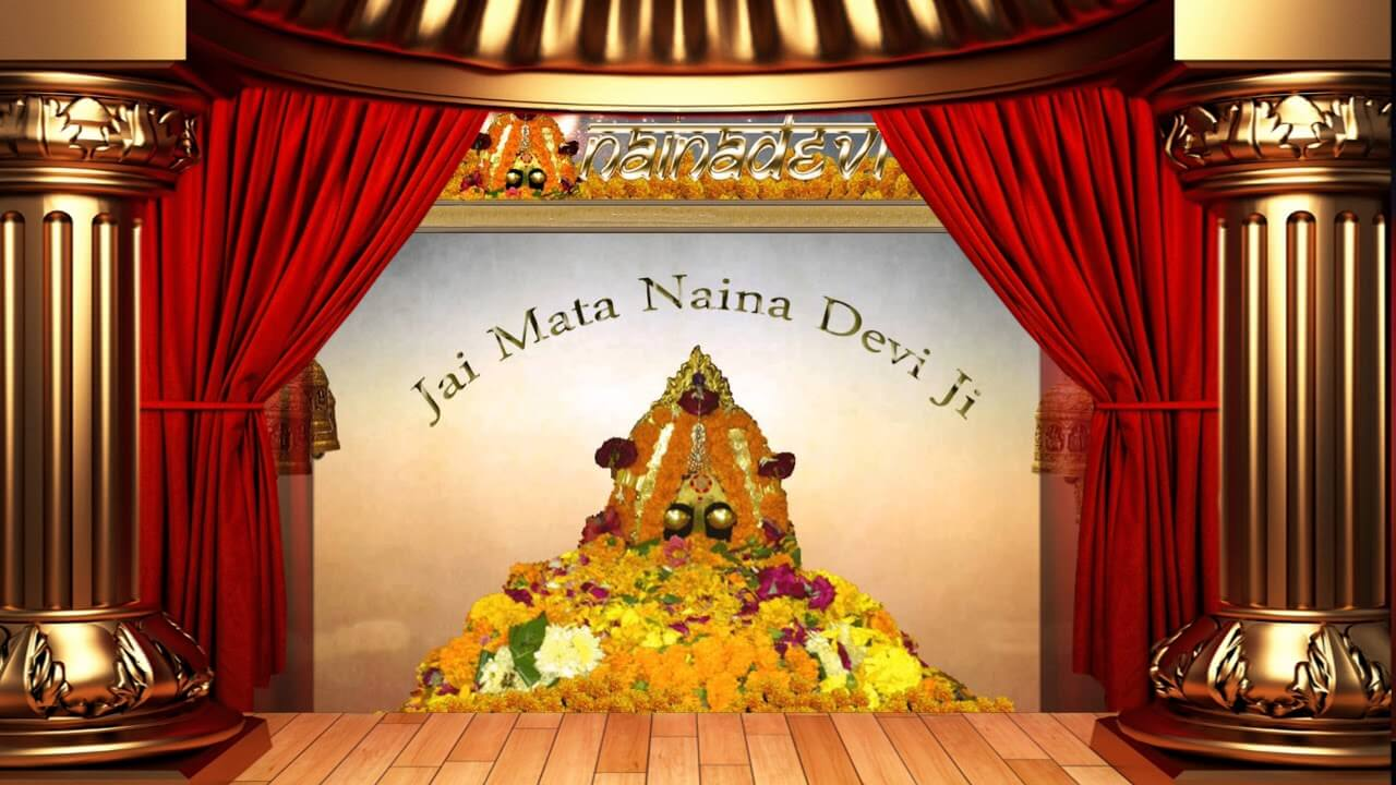 latest hd wallpaper image of naina devi for download