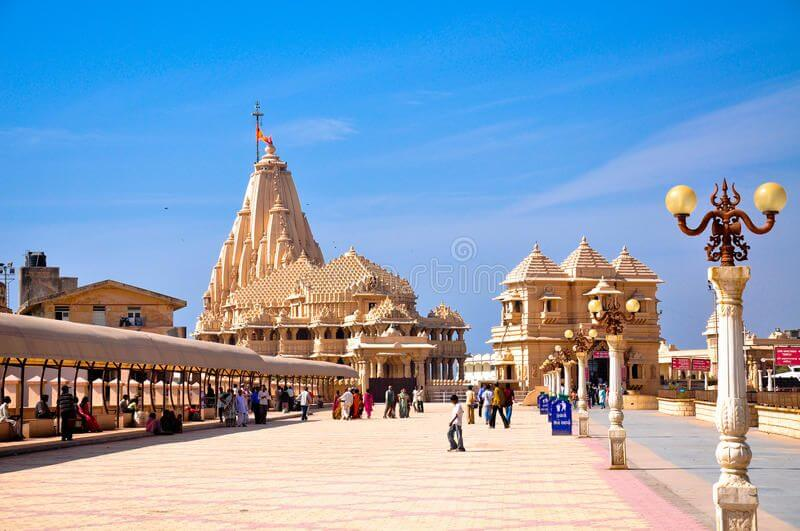 somnath temple hd images for download wallpaper